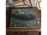 Bat mobile the complete Collection.
