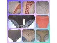 Ladies plus size underwear