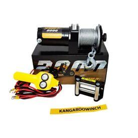 Kangaroowinch K2000E 12V