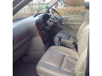 Chrysler Voyager 2.5 CRDi Manual