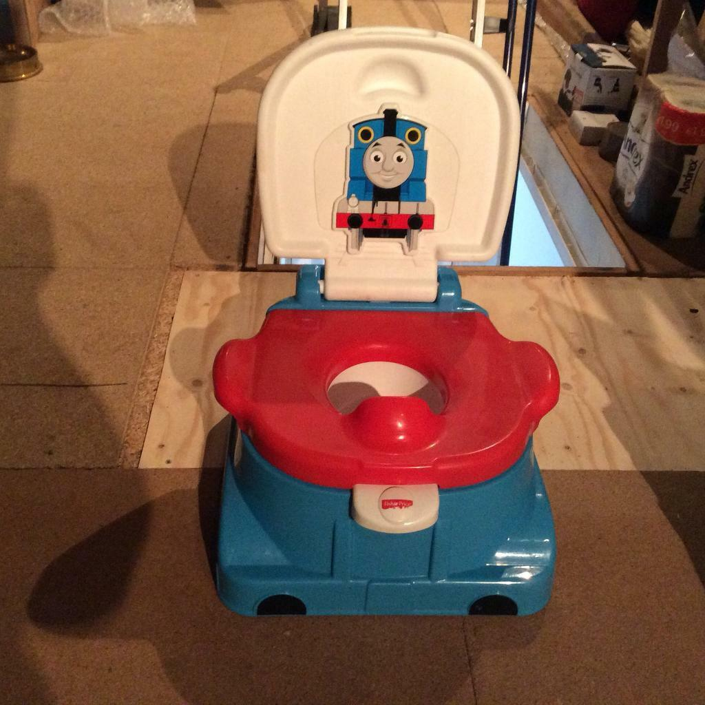 Thomas the Tank Engine Rewards potty