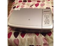 HP all in one printer and scanner