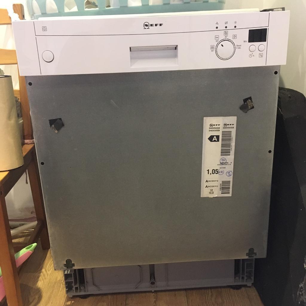 NEFF dishwasher FREE