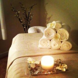 Full body Swedish,Deep Tissue Massage