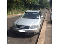 Audi A6 Estate Auto + Triptronic Gear Box