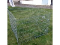 Dog Pen by Savic, 8 Panels, Height 91cm