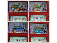 Pink 3DS XL 134 Games + Movies