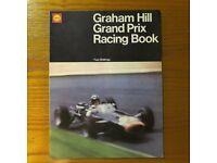 GRAHAM HILL GRAND PRIX RACING BOOK.