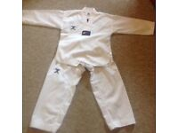 Taekwondo uniform size 130
