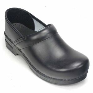53c4baf9433b Dansko Professional Clog Women US 6.5 Black Clogs EU 37 for sale ...