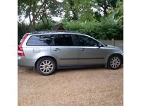 Volvo V50 with NEW CLUTCH