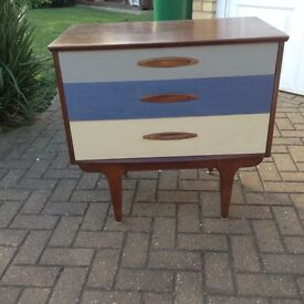 Quirky set of draws/desk