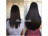 Hair extension Specialist Maisielocks Cardiff