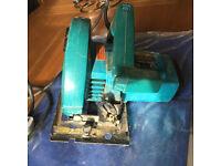 CIRCULAR SAW >>> WORKS PERFECTLY -- DEEP CUT 60mm -- A BARGAIN <<<
