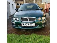 Rover, 25, Hatchback, 2003, Manual, 1396 (cc), 5 doors