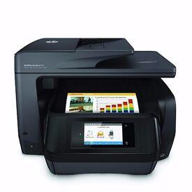 HP OfficeJet Pro 8725 All-in-One Wireless Inkjet Printer RRP 250.00