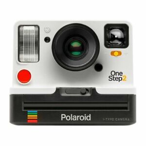 POLAROID ONESTEP2 VIEWFINDER i-TYPE INSTANT FILM CAMERA WHIT