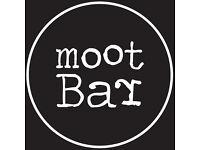 Floor/Bar staff needed - Mon to Fri Mainly