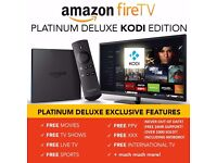 Amazon Fire Stick KODI 16.1 FULLY LOADED ✅ MOVIES ✅ TV SHOWS ✅ SPORTS ✅ ADULT