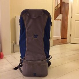 Multi Award Winning Bush Baby Premier Baby Carrier in As New Condition