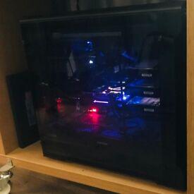 Gaming PC: i7 6950X, GTX1080, 32GB DDR4,750w PSU, Phanteks Enthoo Evolv ATX case