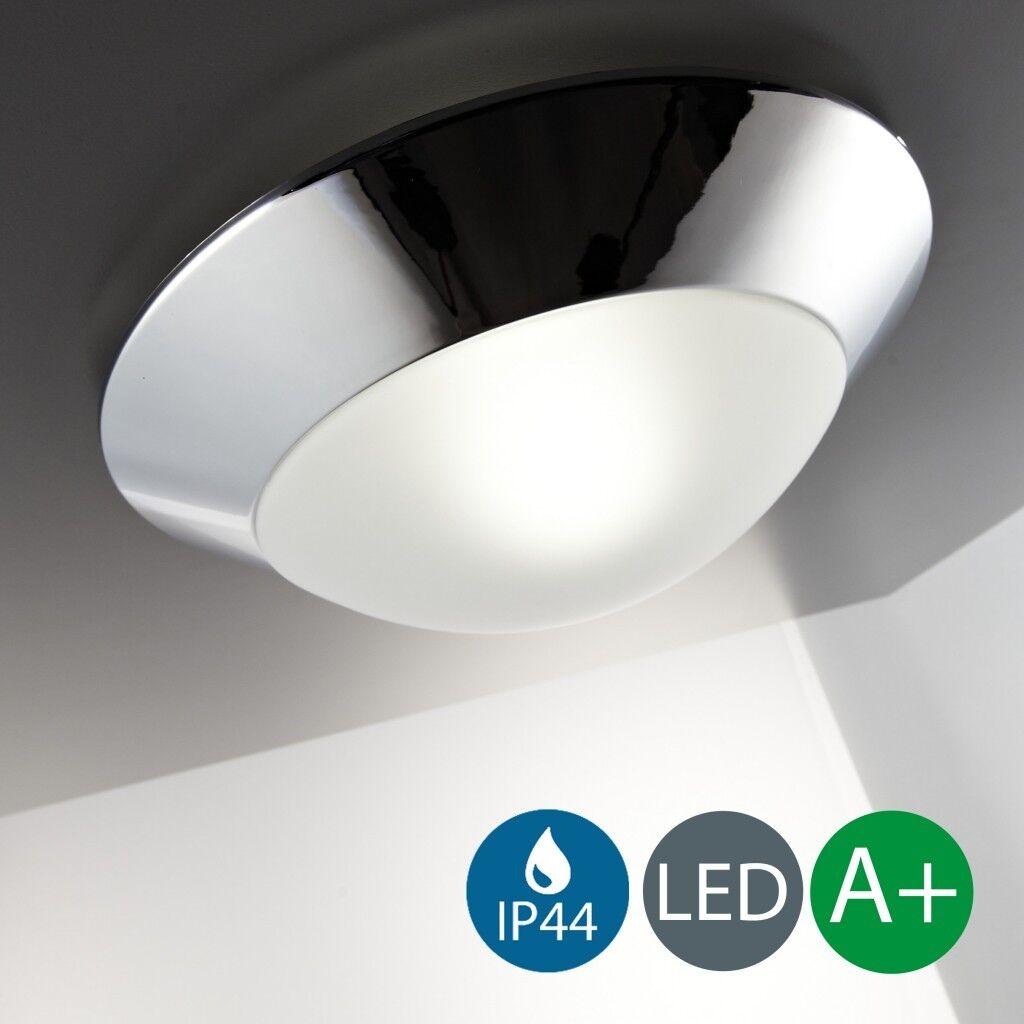 LED Deckenleuchte Badezimmer Leuchte IP44 Bad Lampe Decke Wand Küche  Wohnzimmer