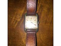 Very old antique men's watch