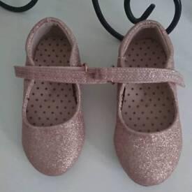 NEXT infant shoes size 6