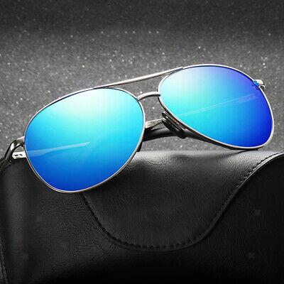 Sonnenbrille Herren Polarisierte, Fahrbrille für Männer Sportbrillen Angeln