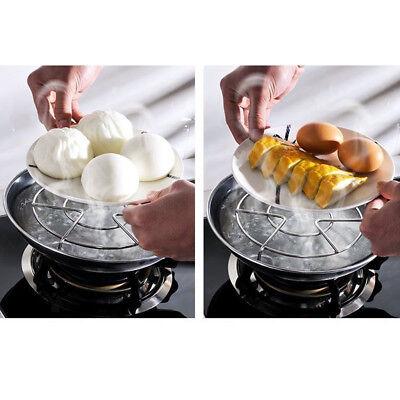 Instant Pot Zubehör Edelstahl Egg Steamer Rack Gemüsekorb
