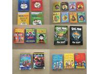 Boys book collection