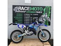 ROAD LEGAL 99 YAMAHA YZ125 NOT KX125 CR125 RM125