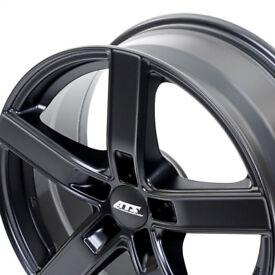 "ATS Emotion brand new Alloy wheels 18"" inch x 8j 5x114.3 Nissan Almera Juke Primera alloys wheel"