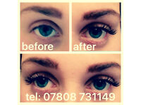 Eyelash Extensions, Spray Tans, Waxing, Nails - Mobile Appointments Avaliable