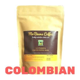 200 grams of freshly roasted coffee 100% Arabica (Colombian) Free Local delivery!