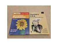 Medical Books (Paediatric & Psychiatry)