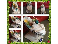 4MOMS MAMAROO BABY SWING 4sale!