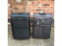 Suitcases: 2 Antler Suitcases