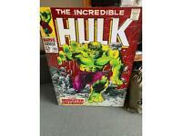 Hulk Canvas