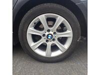 Bmw original alloy wheels & tyres