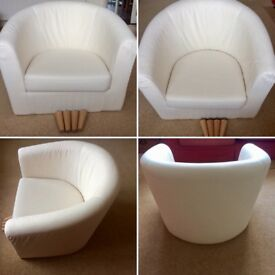 New IKEA Tub Chair (with legs inc)
