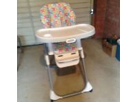 Graco Duo diner Highchair