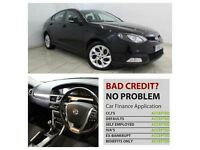 **BAD CREDIT CAR FINANCE**