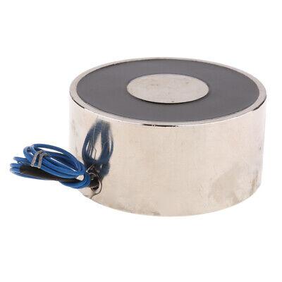1000n 100kg220lb Electric Lifting Magnet Electromagnet Solenoid Lift Dc12v