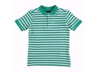Ben Sherman 49T Polo Shirt Juniors Boys Striped Short Sleeves