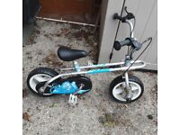 Blue baby bicycle FOR FREE