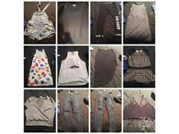 Size 12 big bundle of clothes