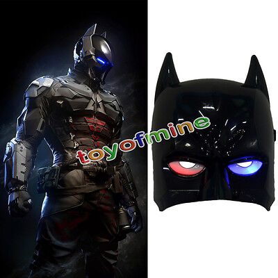 Batman Light Up LED Mask Adult Masquerade Party Halloween Cosplay Costume Mask