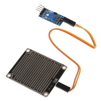 Snowraindrops Detection Sensor Module Rain Weather Module For Arduino