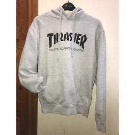 Thrasher hoodie size M